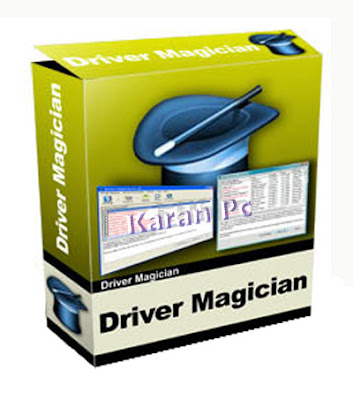 Driver Magician v3.68 Including Crack + Key