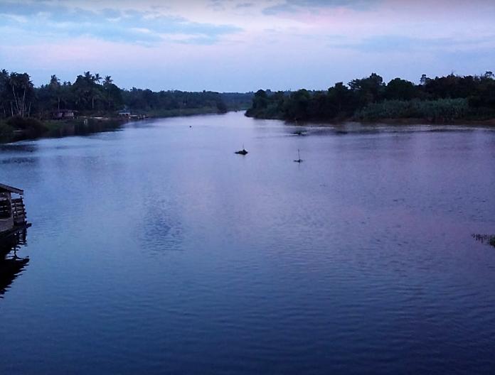 Pesona Keindahan Wisata Danau Laut Napangga Rokan Hilir Riaumagz