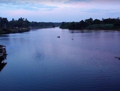 Pesona Keindahan Wisata Danau Laut Napangga Rokan Hilir