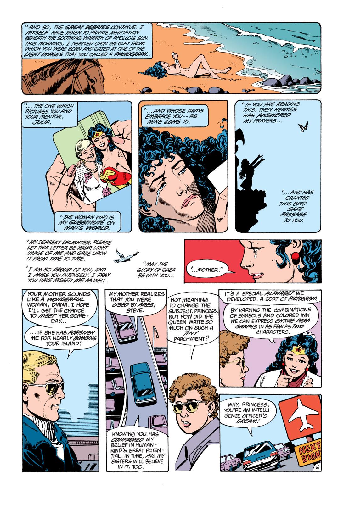 Read online Wonder Woman (1987) comic -  Issue #17 - 7