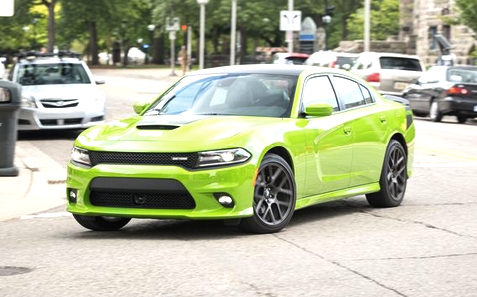 2018 Dodge Charger Daytona 5.7L V-8 Review