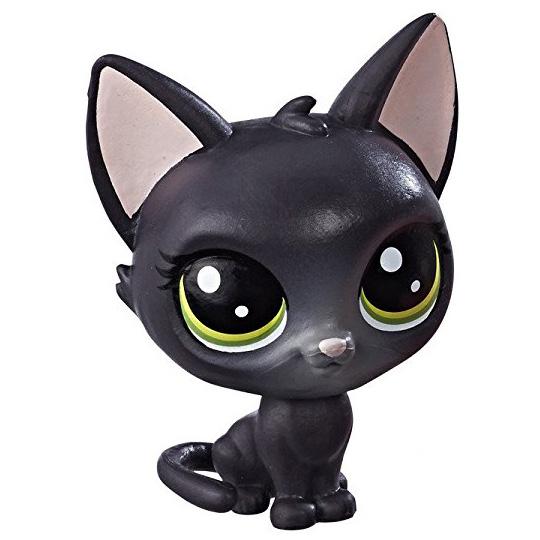 Littlest Pet Shop Series 2 Pet Pairs Jade Catkin 2 74
