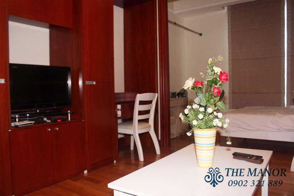 căn hộ studio giá rẻ The Manor quận Bình Thạnh - hình 1