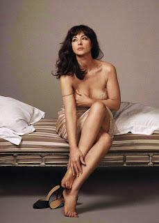 Monica Bellucci Bare Feet