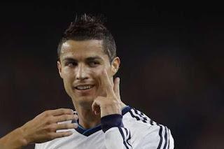 Foto Gaya Rambut Cristiano Ronaldo dari Tahun ke Tahun