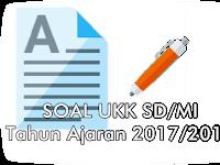 Download Contoh Soal UKK Semua Mata Pelajaran Kelas 1 2 3 4 5 SD/MI Lengkap