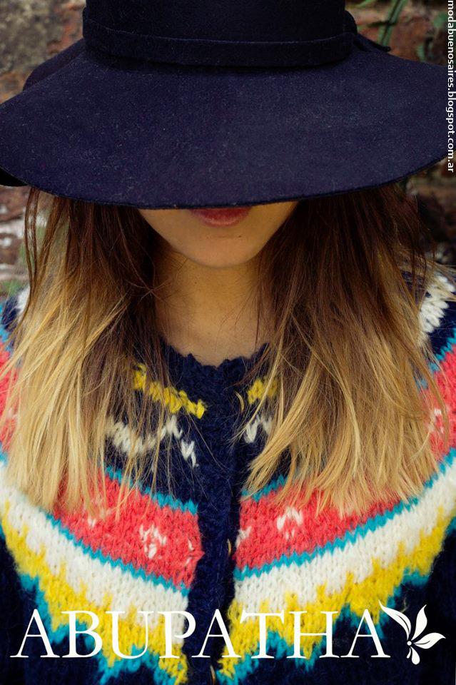 Moda invierno 2016 ropa de mujer sweaters de moda.