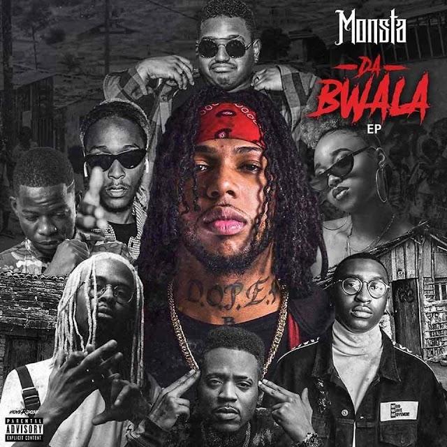 Monsta Feat. Mané Galinha & LipeSky - Vim Da Bwala (Afro Beat) [Download]