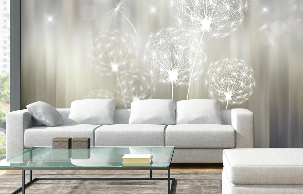 Carta Da Parati Per Sala.Carte Da Parati Per Creare Una Sinergia Naturale Dettagli Home Decor