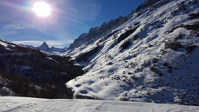 Panoramy z tras narciarskich (ok. 2000 m n.p.m.)