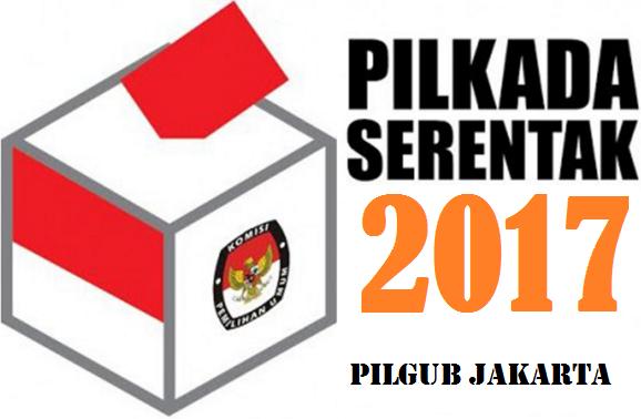 Pilgub Putaran Dua Pilkada Jakarta 2017