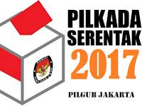 Nomor Urut Paslon dan Tahapan Pilgub Putaran Dua Pilkada Jakarta 2017