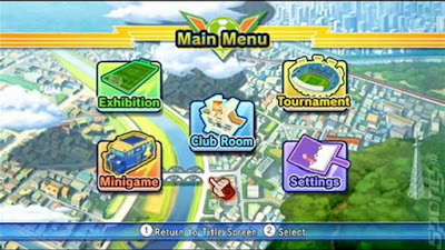 Inazuma Eleven Strikers Screenshot 2