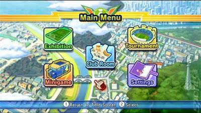 Inazuma Eleven Strikers Screenshot 2