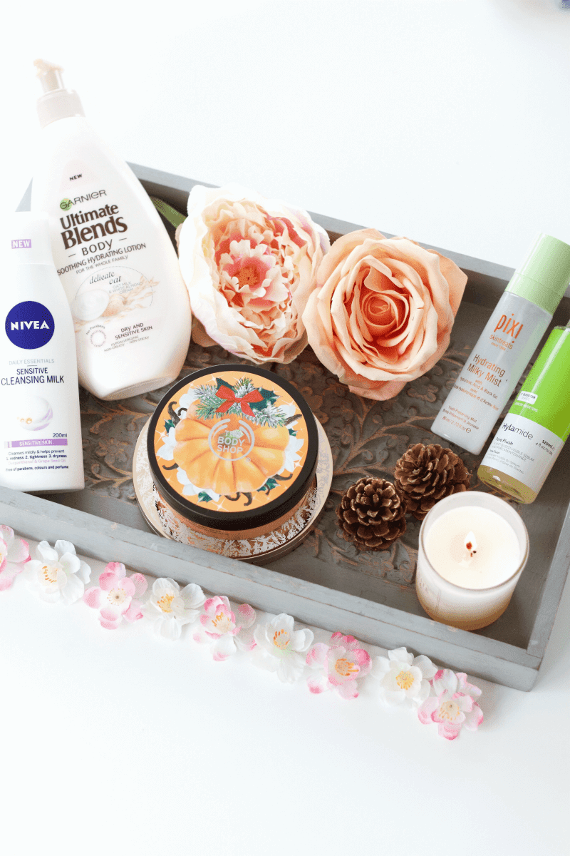 Autumn Skincare Favourites