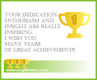 10 Contoh Kartu Ucapan Selamat Menang Lomba dalam Bahasa Inggris Terbaik