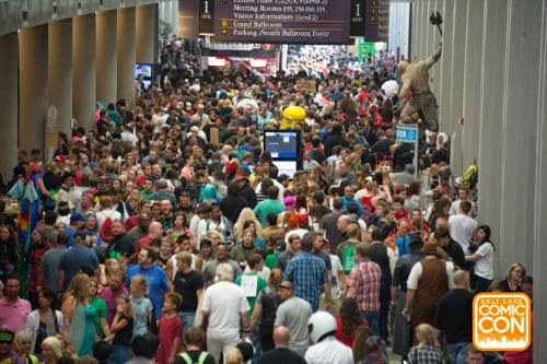 Salt Lake Comic Con 2014 sells out, will return for 2015