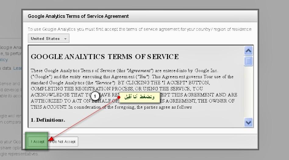 شرح لكيفية تركيب Google Analytics على مدونات البلوجر و الووردبريس Google+analytic4