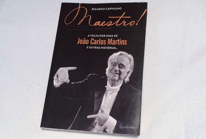 A volta por cima de João Carlos Martins e outras historias...