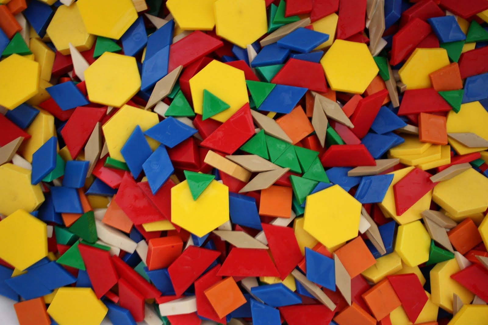 Barbara S Thought Of The Day Pattern Block Find