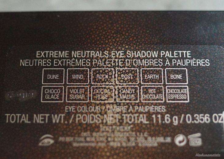 Laura Mercier Extreme Neutrals Eyeshadow Palette Review & Swatches
