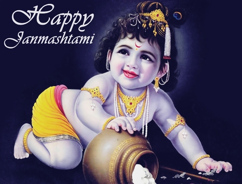 Happy Janmashtami Images Wishes Quotes SMS Status Greetings