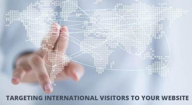 How to Target International Visitors to your Website 50,000 Visitors Daily