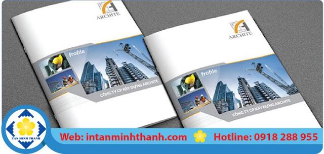 dịch vụ in ấn brochure
