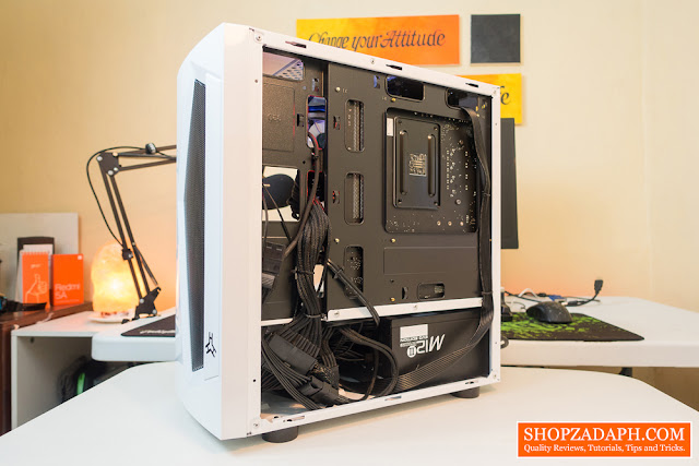 Rakk Anyag Frost Build