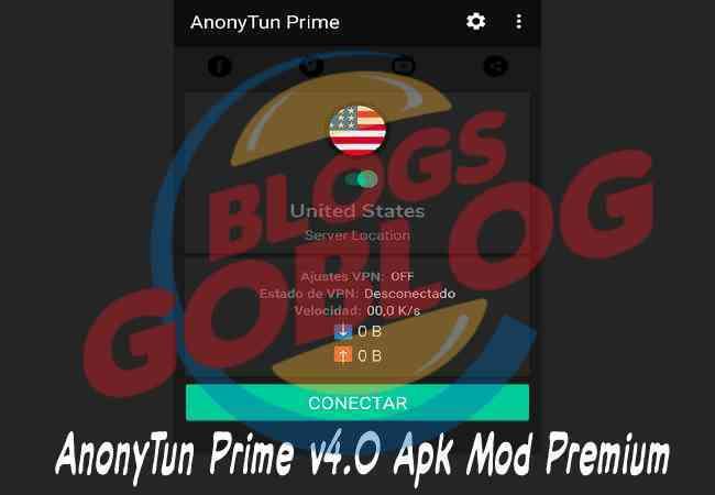 Cara Download Aplikasi AnonyTun Prime v4.0 Apk Mod Premium Terbaru
