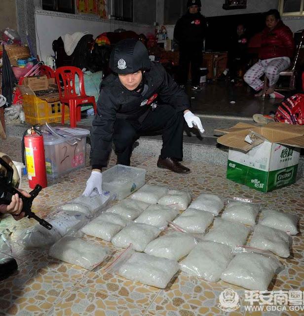 Intervenção policial e militar não mudou a produção acobertada pelo Partido Comunista.