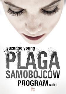 ,,Plaga samobójców'' Suzanne Young