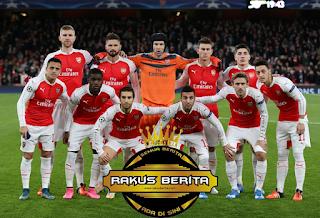 Pemain Arsenal yang akan bertanding