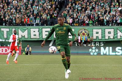 MLS, Portland Timbers, Adi, Timbers, striker,