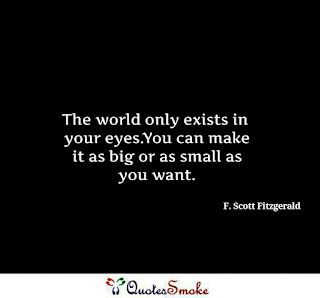 F. Scott Fitzgerald Love Quote