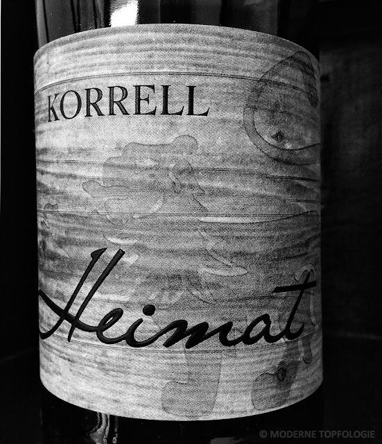 Heimat - der Wein aus dem Naheweingut Korrell Johanneshof