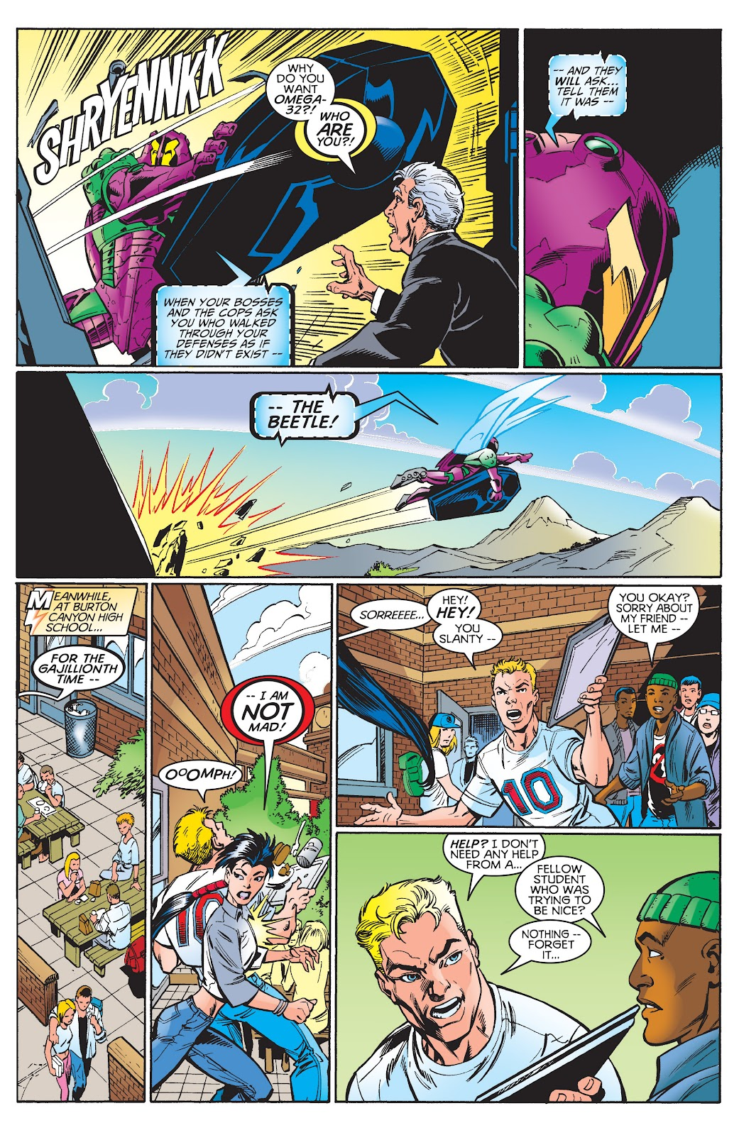 Read online Hawkeye & The Thunderbolts comic -  Issue # TPB 1 (Part 3) - 82
