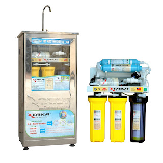 Máy lọc nước taka 9 lõi giá bao nhiêu? Có tốt không?