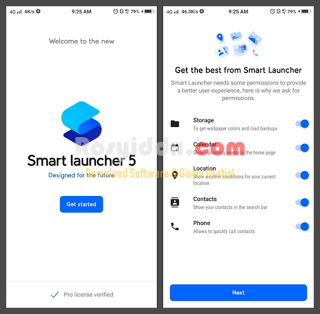 Smart Launcher 5 Pro Mod APK