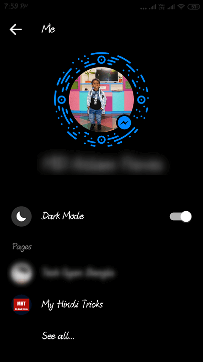 facebook-messenger-dark-mode-enable