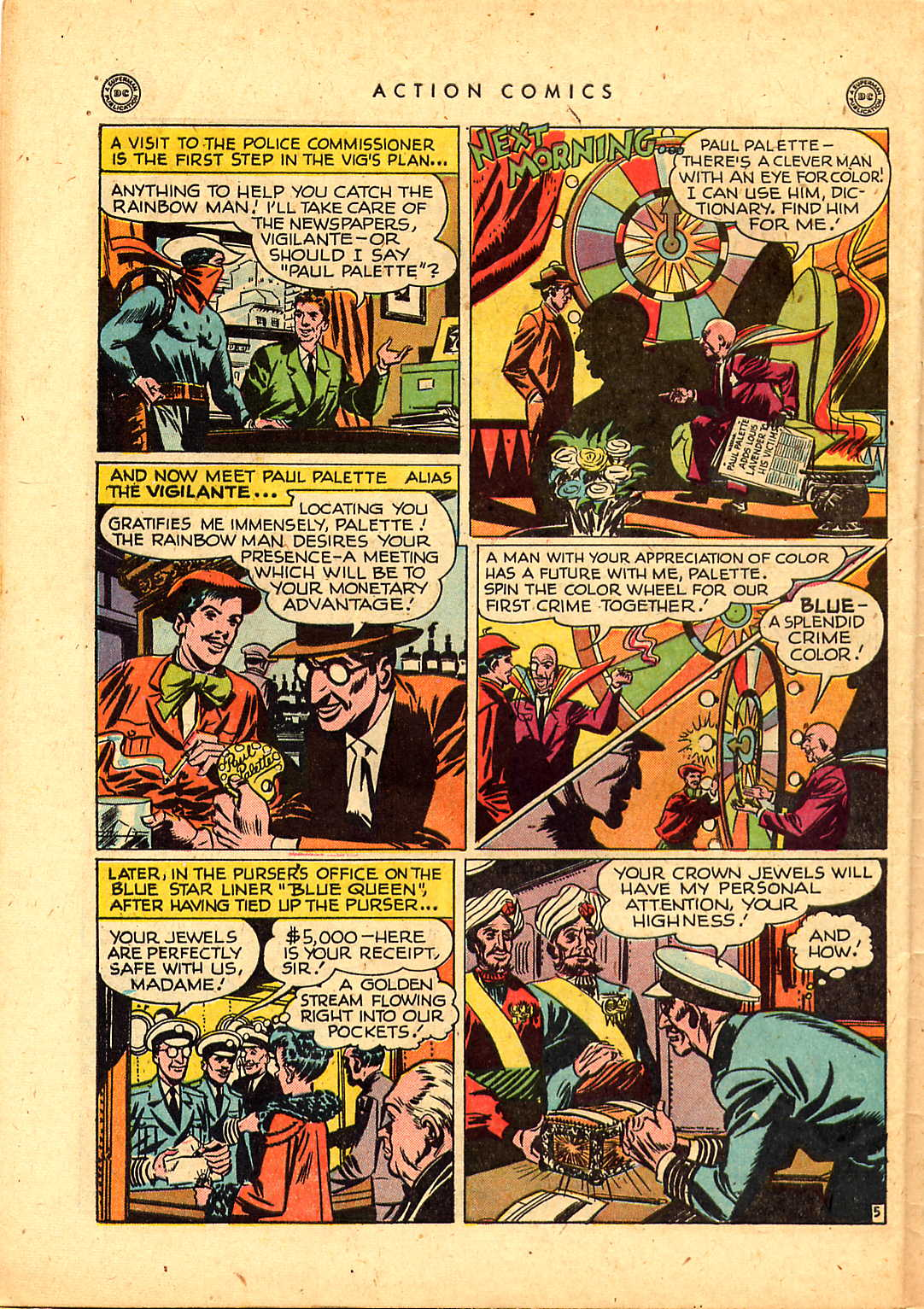 Action Comics (1938) 115 Page 42