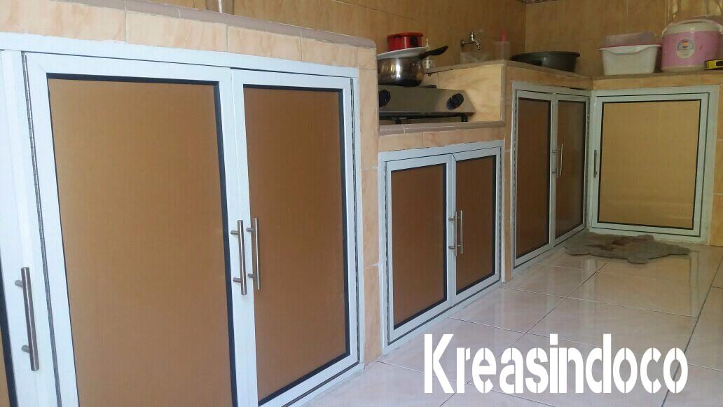 Kitchen Set Acp Siap Menerima Pesanan Anda