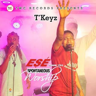 Ese (Thank You) – TKeyz Spontaneous Worship 2020