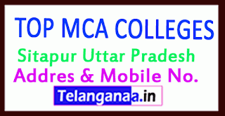 Top MCA Colleges in Sitapur Uttar Pradesh