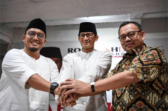 Dahnil Sebut Tetangga Jokowi di Solo Tawarkan Rumahnya Jadi Posko Pemenangan Prabowo