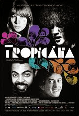 Tropicália - cartaz do filme