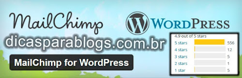 plugin MailChimp wordpress