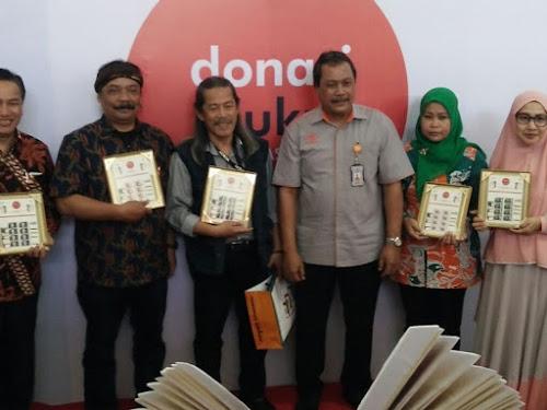 Donasi Buku Untuk Masyarakat di Bandung
