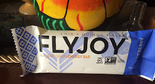 flyjoy energy bar wrapper
