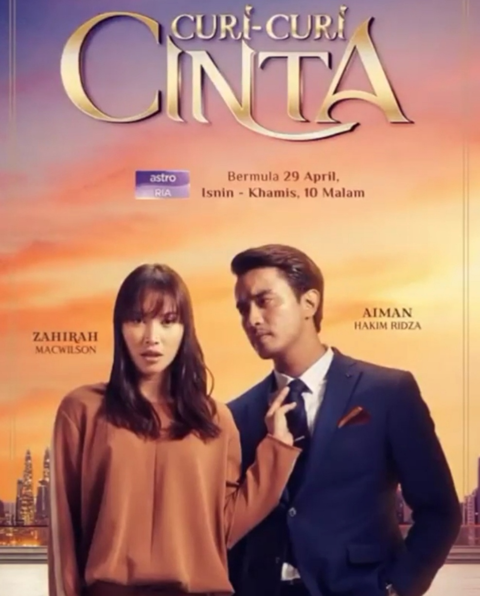 Drama Curi Curi Cinta Episode 1 Episode 28 Mulai 29 April 2019 Hiburan